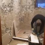 Ejecución reforma baño