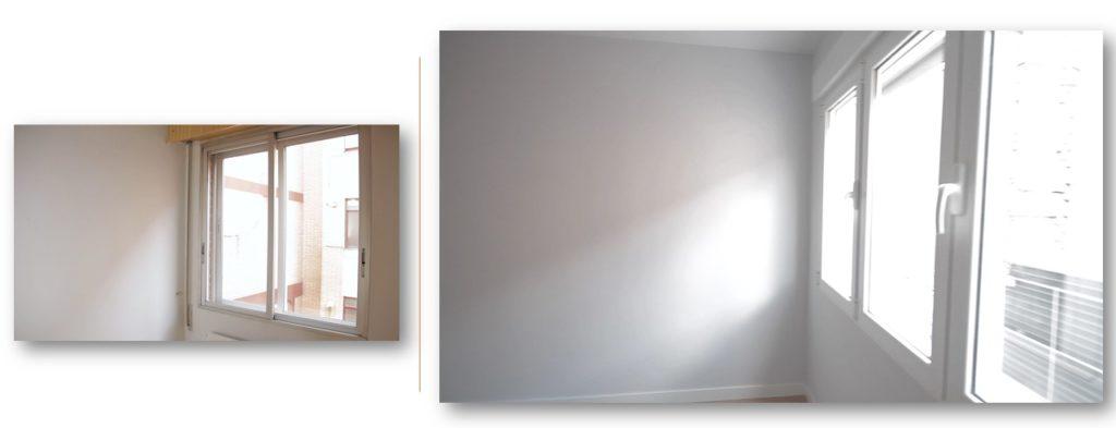 Nuevas ventanas de aluminio