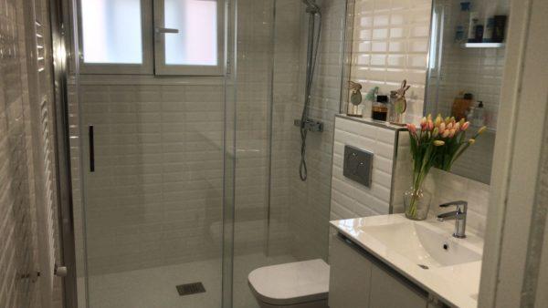 reforma baño Azuqueca